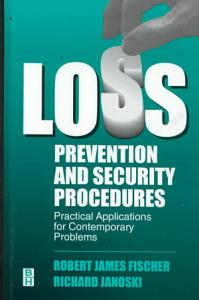Loss Prevention and Security Procedures Book