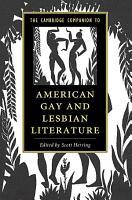 The Cambridge Companion to American Gay and Lesbian Literature PDF