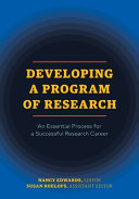 Developing a Program of Research