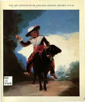 The Art Institute of Chicago Annual Report
