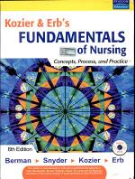 Kozier and Erb's Fundamentals of Nursing: Concepts, Process, and Practice, 8/e (With DVD)
