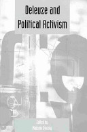 Deleuze and Political Activism PDF