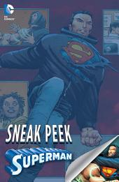 DC Sneak Peek: Superman (2015) #1