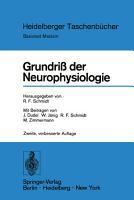 Grundri   der Neurophysiologie PDF