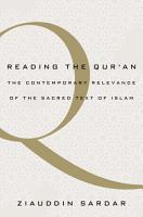 Reading the Qur an PDF