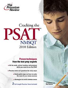 Cracking the PSAT/NMSQT, 2010 Edition