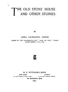 The Old Stone House and Other Stories PDF