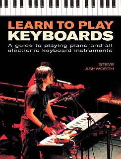 Learn to Play Keyboards Book