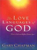 The Love Languages of God PDF