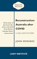 Reconstruction  Australia after COVID PDF