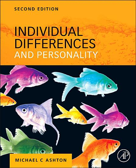 Individual Differences and Personality PDF