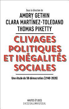Clivages politiques et in  galit  s sociales PDF