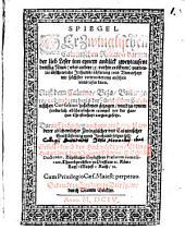 Joh. Pistorii Spiegel der Zwinglischen Calvinischen Religion