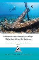 Underwater and Maritime Archaeology in Latin America and the Caribbean PDF