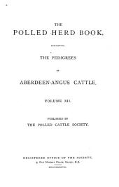 The Aberdeen-Angus Herd Book: Volume 12