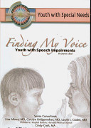 Finding My Voice  Youth with Speech Impairment PDF