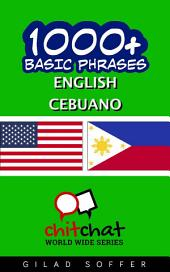 1001+ Basic Phrases English - Cebuano