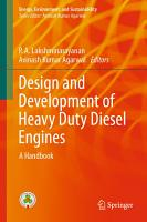 Design and Development of Heavy Duty Diesel Engines PDF