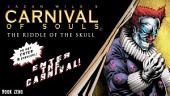 CARNIVAL OF SOULS: The Riddle Of The Skull (App-Book)