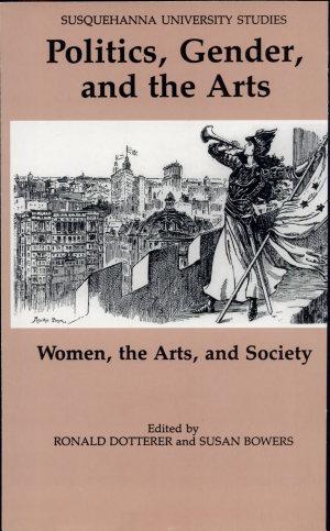 Politics  Gender  and the Arts
