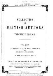 A Daughter of the Tropics: A Novel, Volume 2