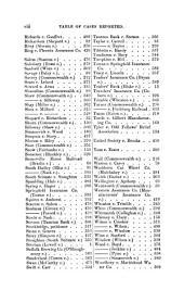 Massachusetts Reports: Decisions of the Supreme Judicial Court of Massachusetts, Volume 145