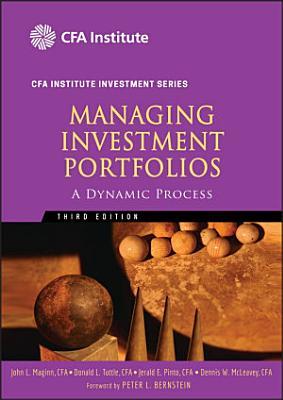 Managing Investment Portfolios