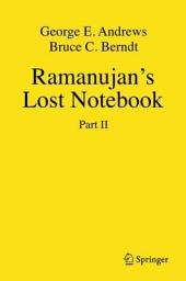 Ramanujan's Lost Notebook: Part 2