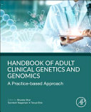 Handbook of Clinical Adult Genetics and Genomics PDF