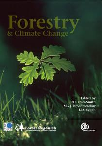 Forestry and Climate Change PDF