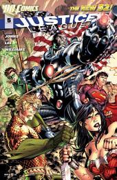 Justice League (2011- ) #5