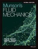 Munson  Young and Okiishki   s Fundamentals of Fluid Mechanics
