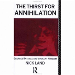 The Thirst for Annihilation