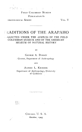 Traditions of the Arapaho: Volume 5