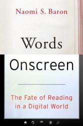 Words Onscreen Book PDF