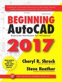 Beginning AutoCAD 2017 PDF