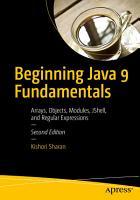 Beginning Java 9 Fundamentals PDF