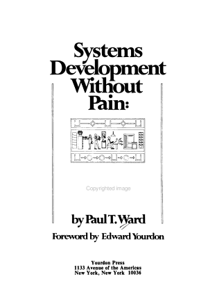 Systems Development Without Pain PDF