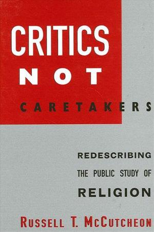 Critics Not Caretakers