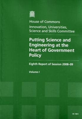 Putting Science And Engineering At The Heart Of Government Policy