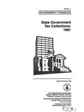 Government finances in ...: Issues 1-10