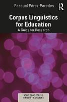 Corpus Linguistics for Education PDF