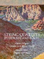Quartet in G Minor [Musique Imprimée] : Op. 10