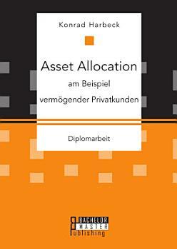 Asset Allocation am Beispiel verm  gender Privatkunden PDF