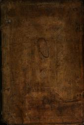 Die Guldin Arch darein der kern vnd die besten hauptsprüch der Hayligen Schrift ... verfasset vnd eingeleybt sind ...