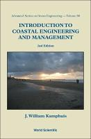 Introduction to Coastal Engineering and Management PDF