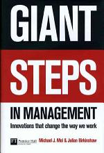 Giant Steps in Management PDF