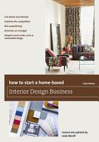 How to Start a Home Based Interior Design Business PDF