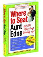 Where to Seat Aunt Edna PDF