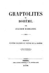 Graptolites de Bohême